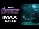 AVENGERS ENDGAME (IMAX TRAILER - Compare IMAX to HD) 2019 Superhero HD