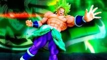 Dragon Ball Super - La figura gigante de Broly de King Clustar