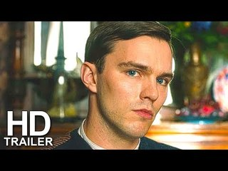 TOLKIEN Official Trailer #2 (2019) Lily Collins, Nicholas Hoult Movie HD