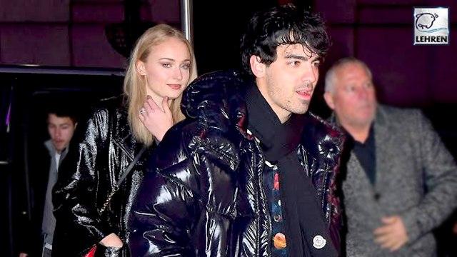 Sophie Turner Reveals How Joe Jonas Loves Her More Than She Loves Herself