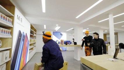 XIAOMI-Opening MI Store Paris/Champs-Élysées