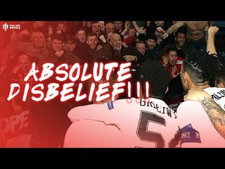 """""""Absolute Disbelief!"""" Abdullah's PSG 1-3 Manchester United Review"""
