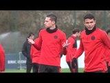 PSG Train Ahead Of Manchester United Champions League Clash