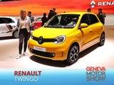 A bord de la Renault Twingo (2019)