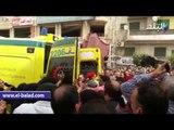صدى البلد | تشييع جثمان شهيد سيناء بالدقهلية وسط زغاريد النساء