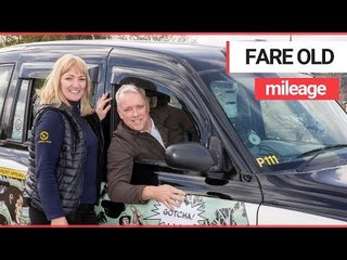 A cabbies car has clocked one MILLION miles – the equivalent to the moon and back twice | SWNS TV