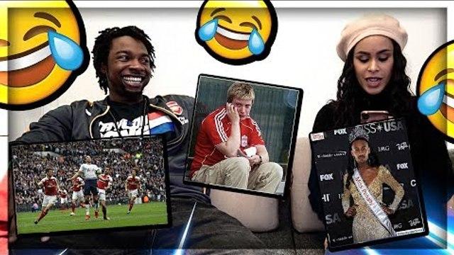 Memes Savage Liverpool & Aubameyang!   | Wat U Sayin Ft Anita & Lumos