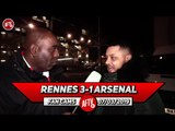 Rennes 3-1 Arsenal | It's Done! We're Out! We Can't Defend Without Sokratis! (Troopz)
