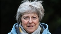 Theresa May Warns The UK Could Stay In The EU If MP's Reject New Brexit Deal