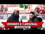 Rennes 3-1 Arsenal | Sokratis Cost Us The Game! What A DISASTER! | Player Ratings Ft Troopz