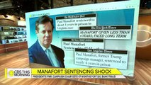 Trump On Paul Manafort Sentencing: I 'Feel Very Badly' For Him