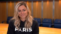 Laure Boulleau: 'Paris loves women's football'