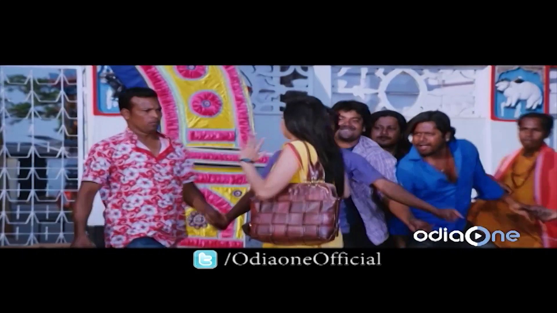 Toki Emiti Heuchi Video Song - Odia Movie -  Aame Ta Toka Sandha Marka  Film Video -  Papu PamPam -