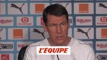 Garcia «Balotelli a beaucoup d'affinités avec Nice» - Foot - L1 - OM