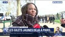 """Priscillia Ludosky: """"On va préparer un village gilet jaune au pied de la tour Eiffel"""""""