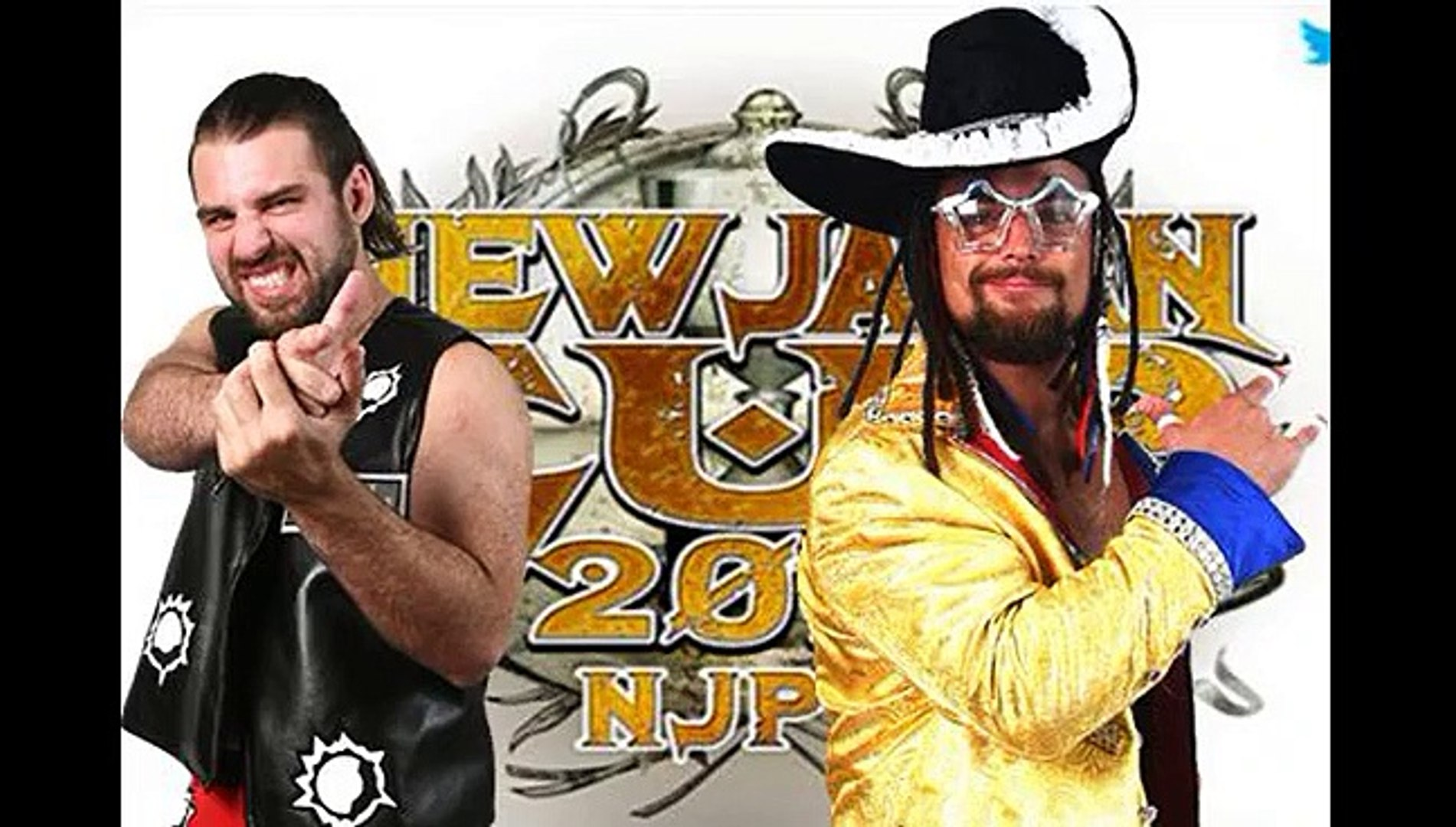 Chase Owens vs. Juice Robinson New Japan Cup 2019 First Round Match
