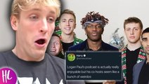 Sidemen & Logan Paul's Team Attack Each Other On Social Media | Hollywoodlife
