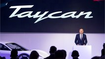 Porsche To Increase Production Of Its Electric Taycan Sedan