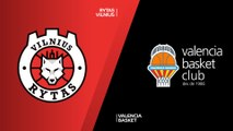 Rytas Vilnius - Valencia Basket Highlights | 7DAYS EuroCup, QF Game 2