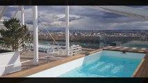 Lyon : le 14e étage de la Tour Ycone se dévoile