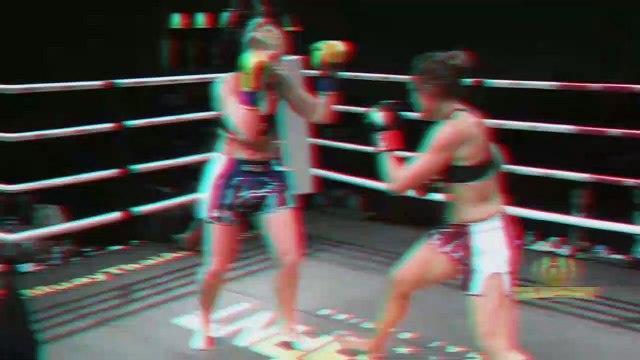 Triumphant Combat Sports Highlight Fight 4