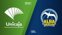 Unicaja Malaga - ALBA Berlin Highlights | 7DAYS EuroCup, QF Game 2