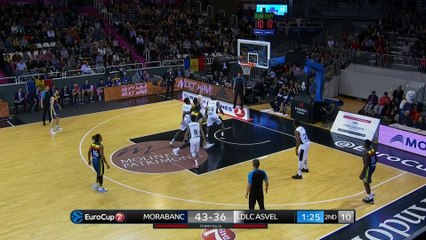 7Days EuroCup Highlights Quarterfinals, Game 2: MoraBanc 98-79 ASVEL