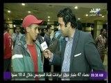 لقاء مع الصيادين المصريين المفرج عنهم من قبل السلطات السودانية