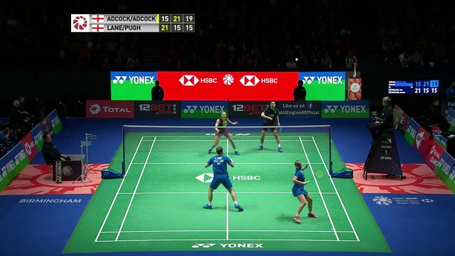 Play of the Day | YONEX All England Open 2019 R16 | BWF 2019