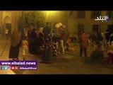 صدى البلد | شلل فى شوارع وسط البلد بسبب الباعة الجائلين