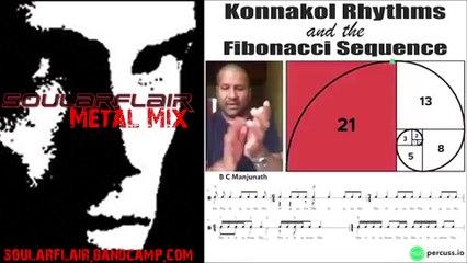 Soularflair - Fibonacci Konnakol Metal Mix