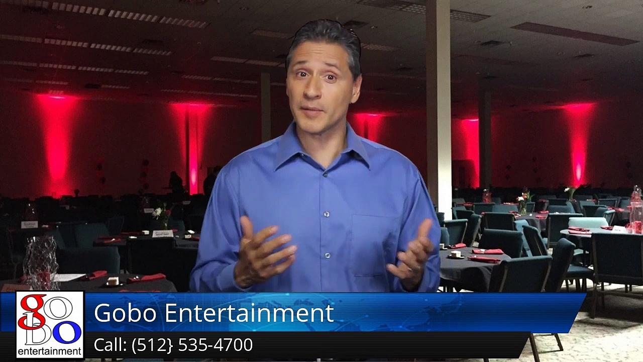 Austin Wedding DJ Review, Best DJ Prices – Austin TX, Gobo Entertainment, DJ near me Austin