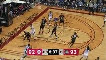 Jordan Sibert (23 points) Highlights vs. Grand Rapids Drive