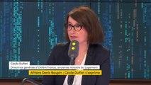 Cécile Duflot, invitée de 8h30 de franceinfo le 9 mars 2019