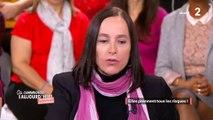 Grand reporter, elle se livre sur sa passion de braver la mort sur France 2 - Vidéo