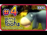 Winnie the Pooh's Rumbly Tumbly Adventure Walkthrough Part 4 (PS2, Gamecube) Eeyore's Birthday [HD]