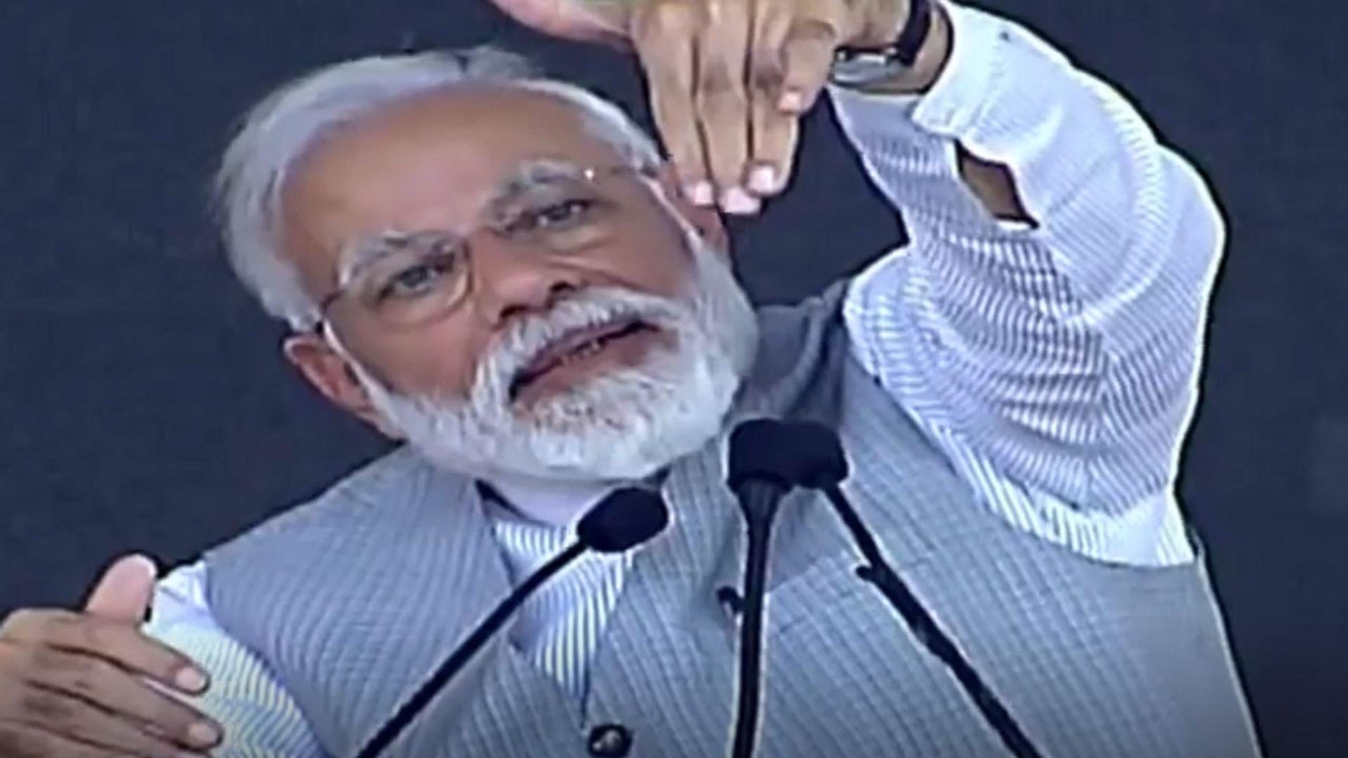PM Modi Speaks and Target Pakistan over Balakot Air Strike | Oneindia News