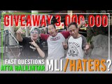 Atta Halilintar Vs Agus Cita #2 Give Away 3.000.000