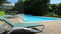 QUERCY - proche Lacour de visa - Maison Quercynoise dans un petit hameau avec piscine