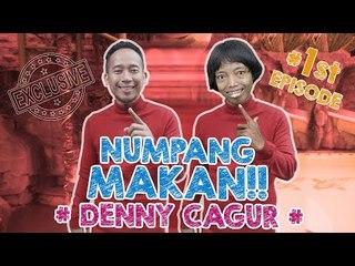 PECAHH!!!!! RUMAH DENNY CAGUR DI DATANGI LEO LEAK