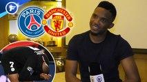 Samuel Eto'o expose son sentiment après l'élimination du PSG