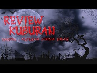 KENALAN AMA YANG TINGGAL DI KUBURAN!!!! REVIEW KUBURAN