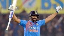 India Vs Australia,3rd ODI : Rohit Sharma Reaches Milestone Of 350 Sixes In International Cricket