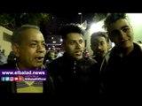 صدى البلد | فرحة عارمة لجماهير الأهلي بشوارع وسط البلد بعد الفوز على الزمالك00