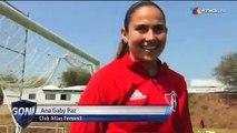 Futbol Femenil gana terreno en nuestro país | Azteca Deportes