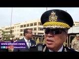 مدير أمن الفيوم: سيذكر التاريخ ان الشرطة تقدم الغالى والنفيس