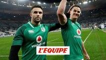 Murray-Sexton, la charnière qui stabilise l'Irlande - Rugby - Tournoi