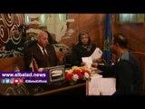 صدى البلد   محافظ أسوان يستمع لمطالب 100 مواطن في لقائه الأسبوعي