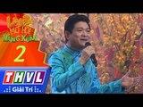 THVL   Làng hài mở hội mừng xuân 2018 – Tập 2[2]: Tâm sự ngày xuân - Mạnh Đình