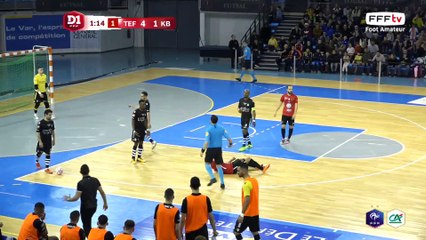 D1 Futsal : Toulon Elite Futsal / Kremlin-Bicêtre - Samedi 9 mars à 18h00
